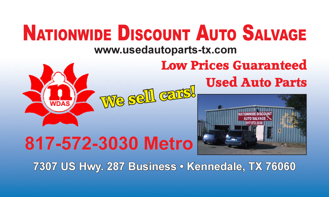 Salvage car parts for Discount motors fort worth tx