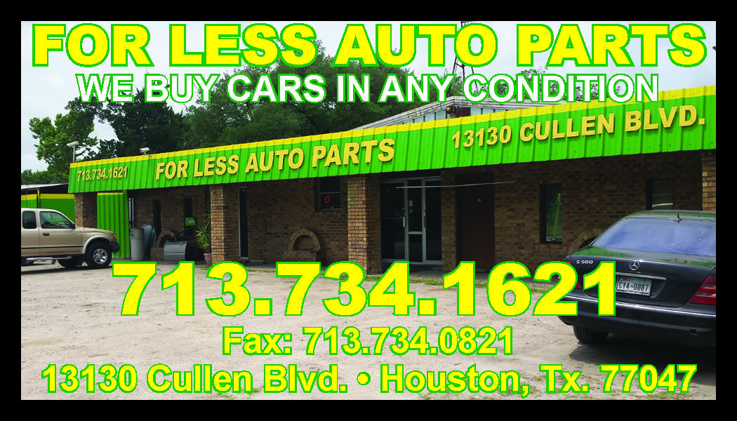Used foreign auto parts in houston texas 14